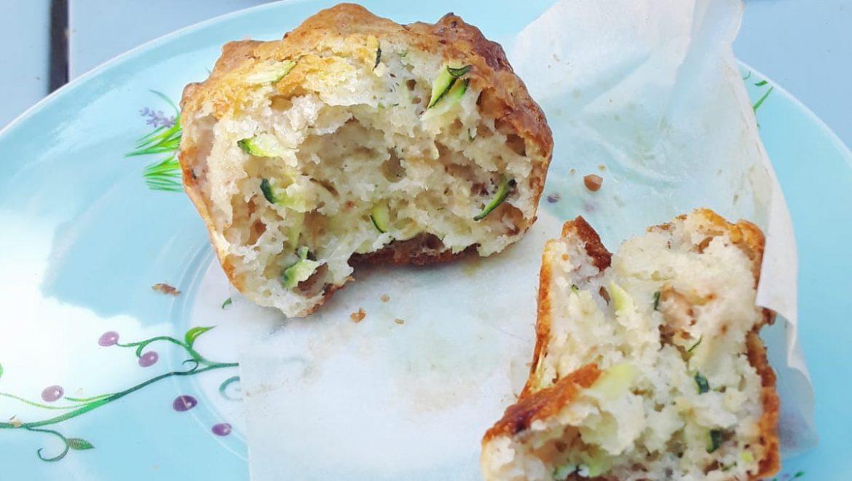 Ricetta: I muffins alle zucchine!